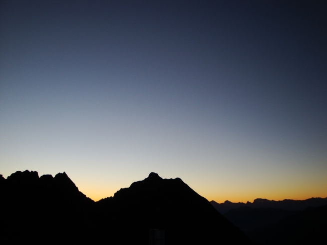 silhouette (II)